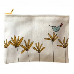 Unicyclist greeting card