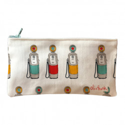 Pensive bunny greeting card