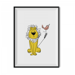 Whale season cushion cover